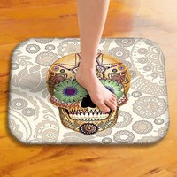 Non slip mat living room decorative carpet Home Furnishing soft outfit flannel mat