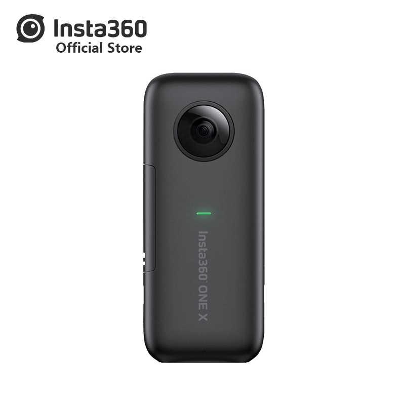 Insta360 ONE X كاميرا عمل رياضية 5.7K كاميرا فيديو آيفون وأندرويد