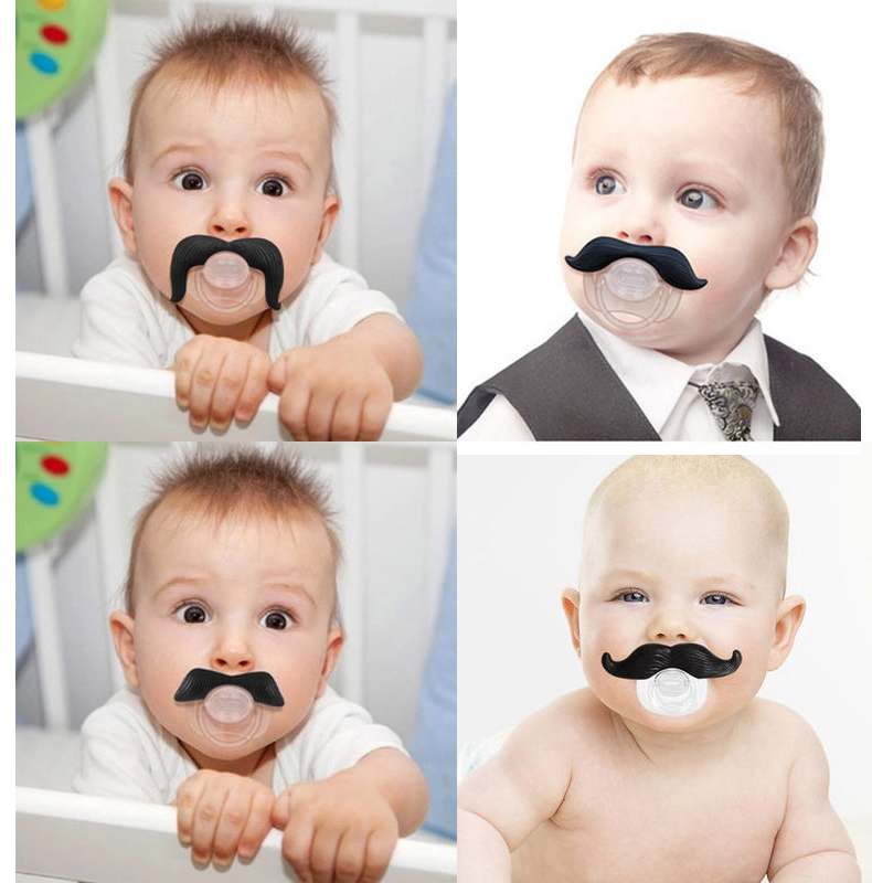 Top Silicone Lip Funny Nipple Dummy Baby Soother Joke Prank Toddler Pacy Orthodontic Nipples Teether Baby Pacifier Care