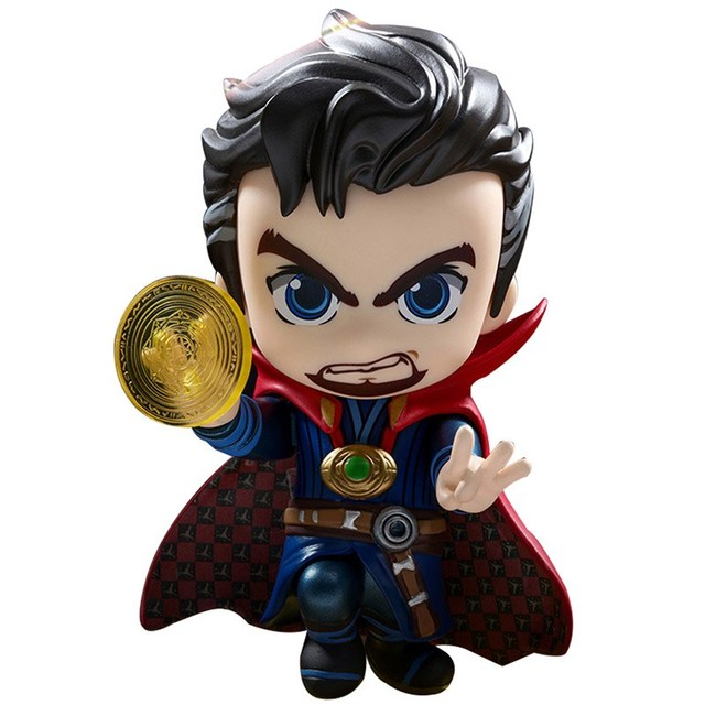 Hot Toys Cosbaby Doctor Strange Pvc Figure Collectible