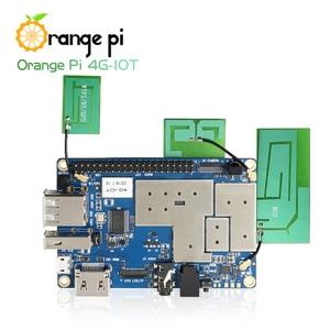 Image 2 - Orange Pi 4G IOT Set6: orange Pi 4G IOT + 5,5 inch Schwarz Farbe TFT LCD Touch Screen + 4G Kamera + Netzteil