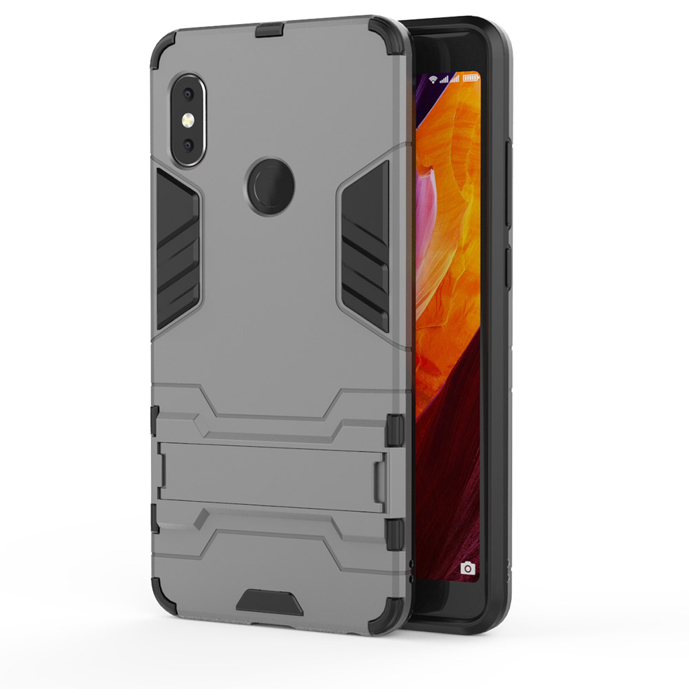 promo code 2fdac 00685 Case For Xiaomi Redmi Note 5 Pro Case Design Armor Shockproof Hybrid Hard  Back Cover For Redmi Note 5 Bumper Case
