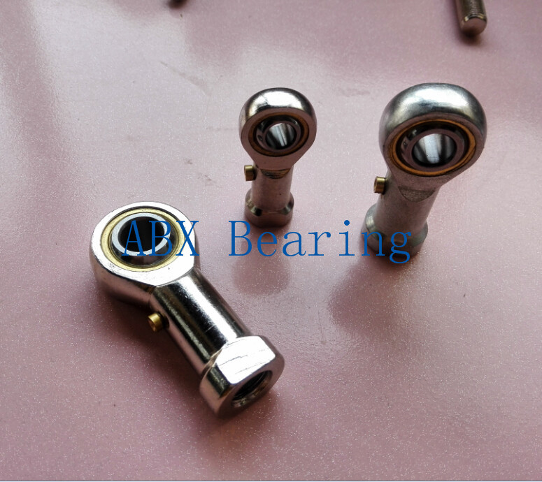 40mm SI40T/K PHSA40 rod end joint bearing metric female right hand thread M42X2mm rod end bearing 8mm bearing sil8t k phsal8 sil8 sil8tk rod end joint bearing metric female left hand thread m8x1 25mm rod end bearing si8 si8tk