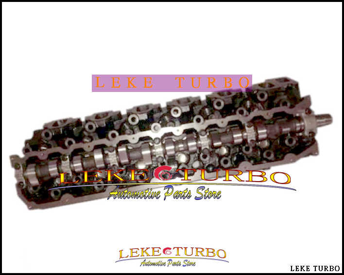 909 057 1 HZ 4.2L assemblage complet de culasse ASSY 11101-17010 11101-17012 pour Toyota Coaster Land Cruiser 4164cc SOHC 12 v 90