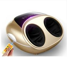 High-end Electric Massager For Foot Care Massage heating air pressure sterilize Foot Massager feet kneading with remote control led electric display dual foot massager shiatsu kneading heat and remote control