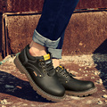 Popular men's boots male high-level men's leather shoes new business casual shoes in the fall and winter of 2014