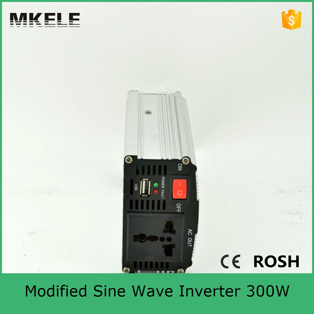 Mkm300 122g Modified Sine Wave Power Inverter 12v 220v 300w Dc Motor To Ac Circuit 12vdc 120vac Diagram For Home Using In Inverters Converters From Improvement