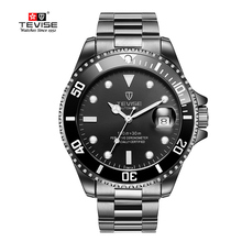 TEVISE Men Auto Date Wristwatches Automatic self-wind