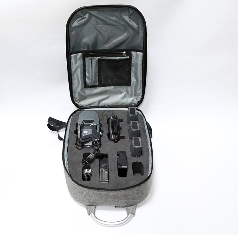 Drones Bag For Dji Spark Hard Shell Carrying Backpack Case Waterproof Anti-Shock For DJI Mavic Pro remote controller transmitter storage box for dji spark mavic pro