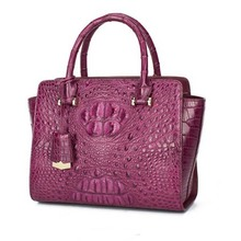 persale 15 days gete 2017 new hot sale free shipping really crocodile leather women handbag thailand lady bag female wings bag