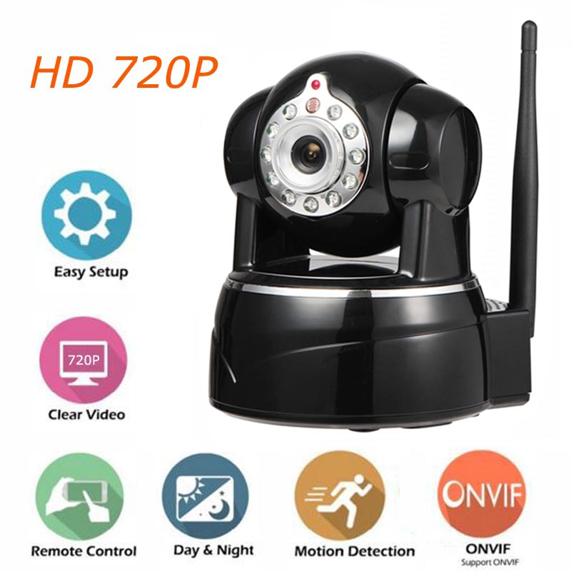 H.264 HD 720P IP Camera Video Baby Camera Home Security WiFi Camera Night Vision P2P Audio IRCUT Motion Detection hd 960p wifi wireless robot security ip camera 160 degree night vision motion detection audio alarm function video home monitor