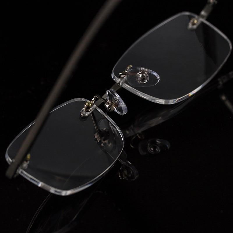 2017 Kacamata Baca untuk Wanita Aluminium Bingkai Pria Presbiopia - Aksesori pakaian - Foto 4