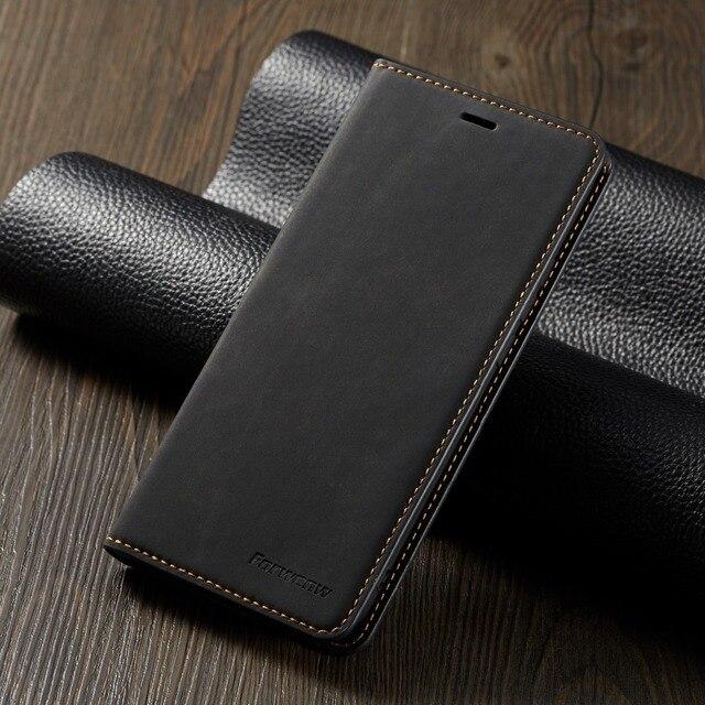 Magnet Leder Brieftasche Fall Für Huawei Mate 20 Lite Mate20 Pro Stand Card Slot Flip Fall Für Huawei Mate 20 abdeckung Silikon Coque