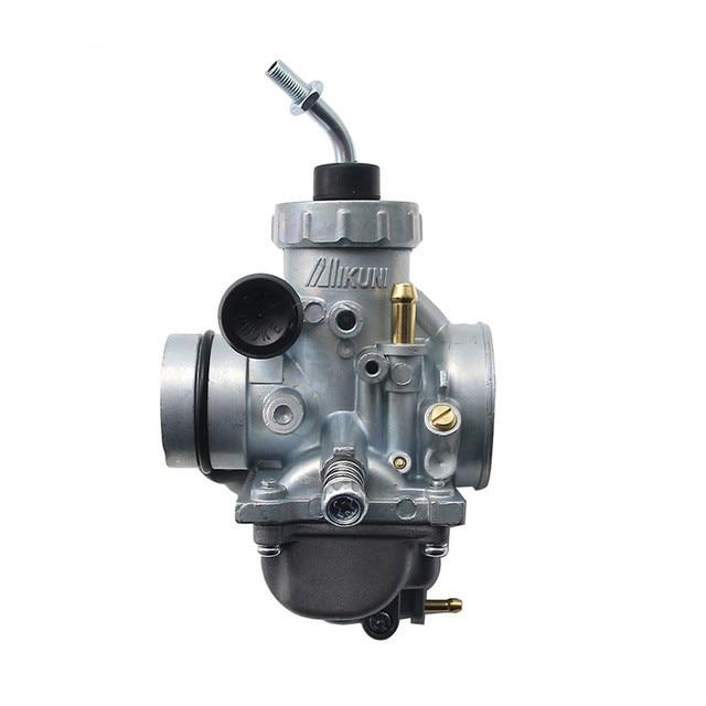 Moto Mikuni 28mm Carburateur Carb Pour Yamaha TTR125 TTR 125 TTR-125 2000-2004 VM24 pour Suzuki TZR125 RM65 RM80 RM85
