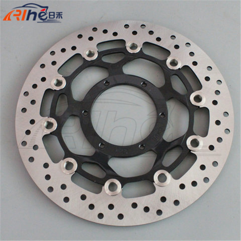 brand new motorcycle parts front brake disc rotos For Honda CBR600RR 2003 2004 2005 2006 2007 2008 2009 2010 2011 2012 2013 2014 arashi motorcycle parts radiator grille protective cover grill guard protector for 2003 2004 2005 2006 honda cbr600rr cbr 600 rr