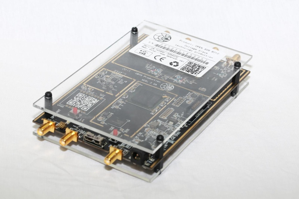 цены на USRP B210 RF development board AD9361 70MHz -6GHz SDR Software Defined Radio USB3.0 made in china  в интернет-магазинах