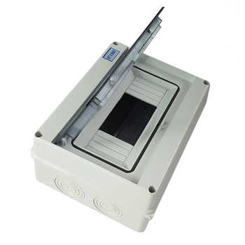 8P circuit breaker switch box HT-8way waterproof distribution box switch box home lighting box - SALE ITEM - Category 🛒 Lights & Lighting