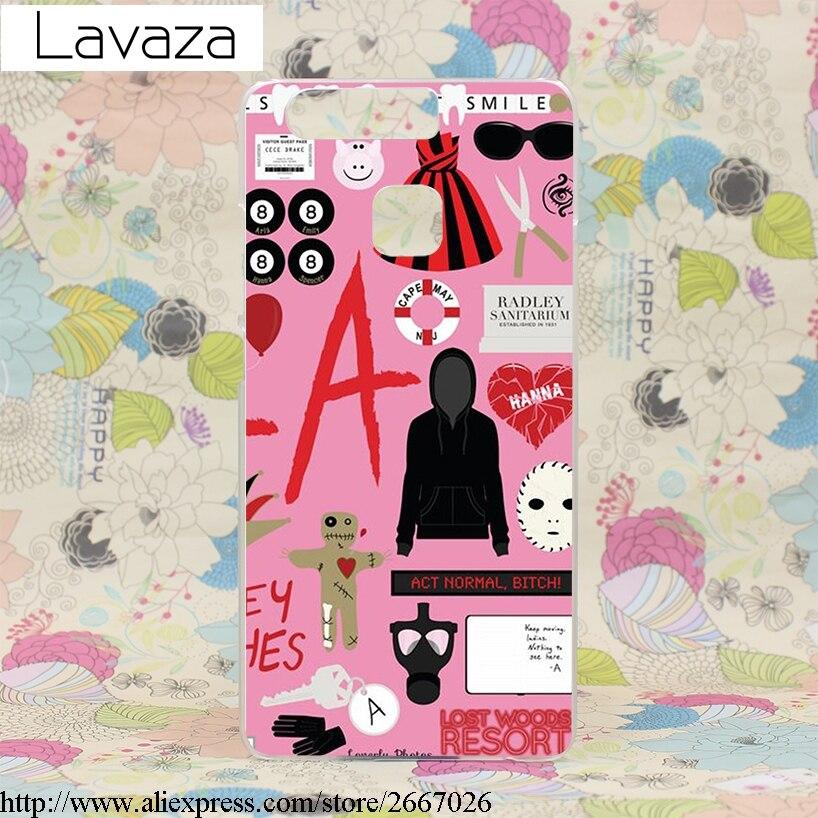 Lavaza Милые Обманщицы чехол для huawei Honor 6a 7x8 9 10 P8 P9 P10 P20 P Smart коврики 10 Lite Pro Mini 2017