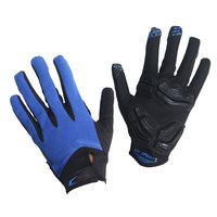 TOPTETN autumn and winter Male/Female Outdoor sport fitness cycling gel gloves touch gloves mtb long mountain bike gloves