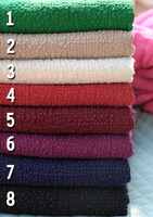 Good Chinese Wind Winter Retro Jacquard Ultra Textured Bubble Slightly Thick Cotton Hemp Linen Cloth Fabric