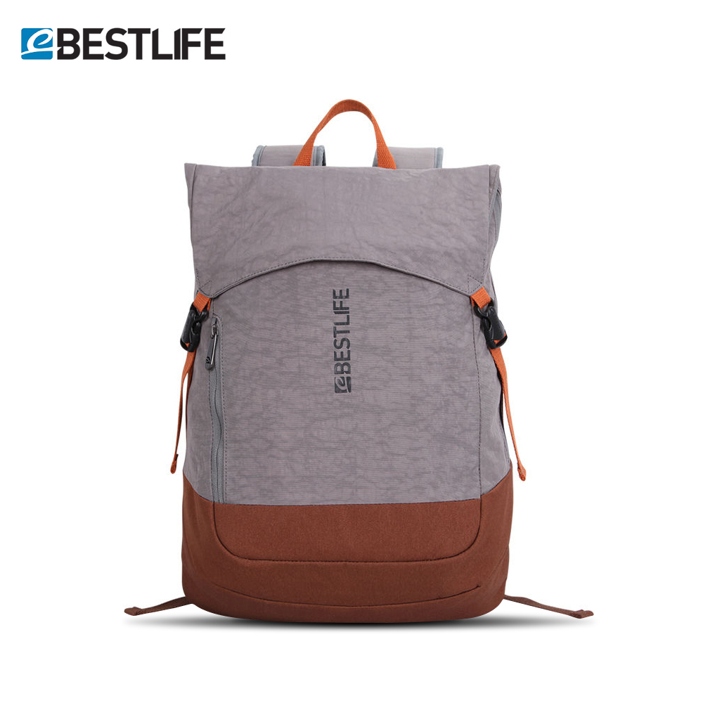 BESTLIFE Lightweight Urban Travel Backpack Bag For Men Women Knapsack 15.6