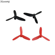 4pcs Cheerson Upgraded 3-Leaf Propellers for CX-10 CX-10A RC Quadcopter Mini  aircraft Propellers wholesale