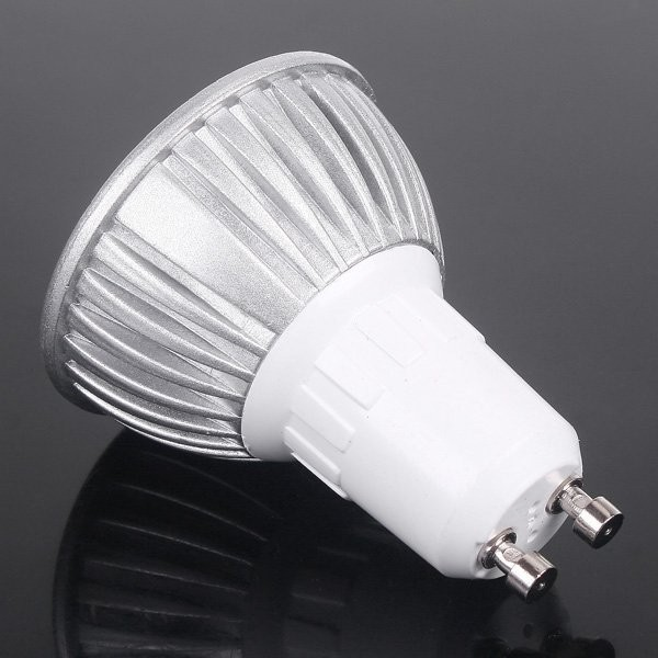 bulb high power led spotlight lamp warm cold white led downlight 6pcs. Black Bedroom Furniture Sets. Home Design Ideas