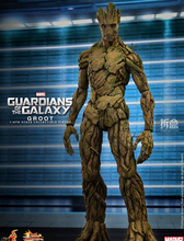 customization Guardians of the Galaxy movie  Groot  Mascot Costume Adult Character Costume free shipping y EMS