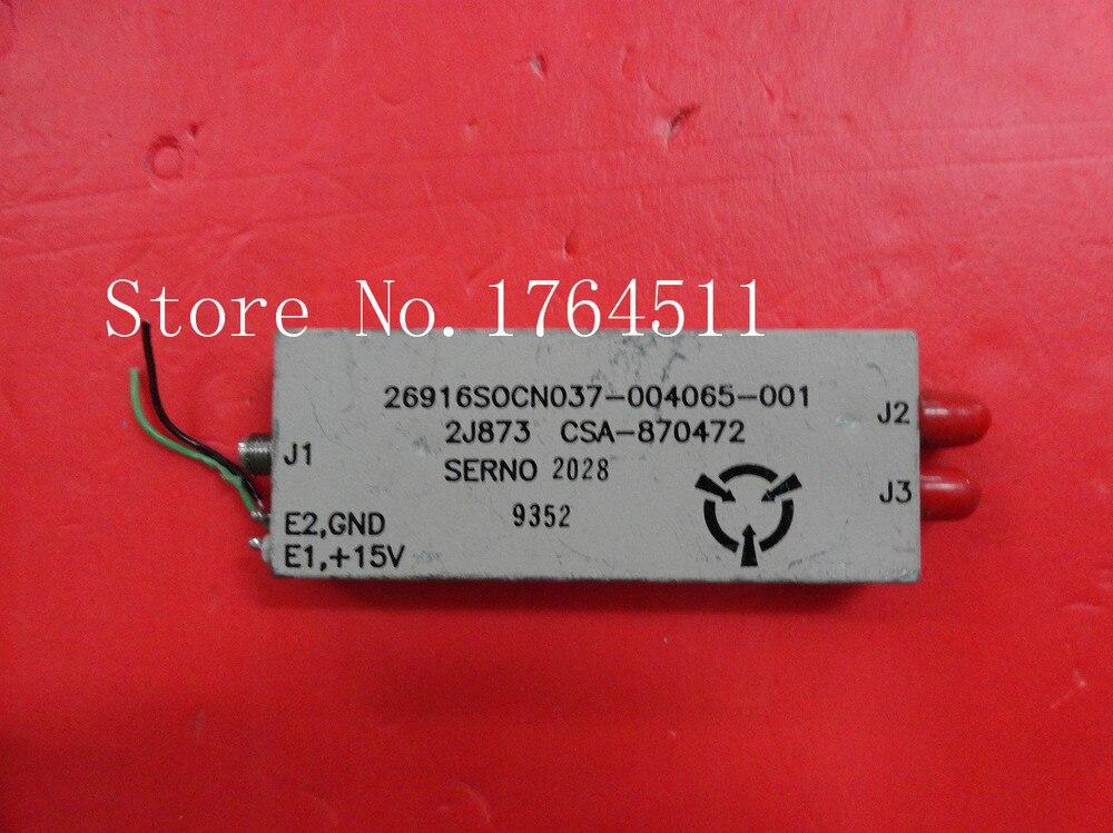 [BELLA] CELERITEK CSA-870472 15V SMA Supply Amplifier