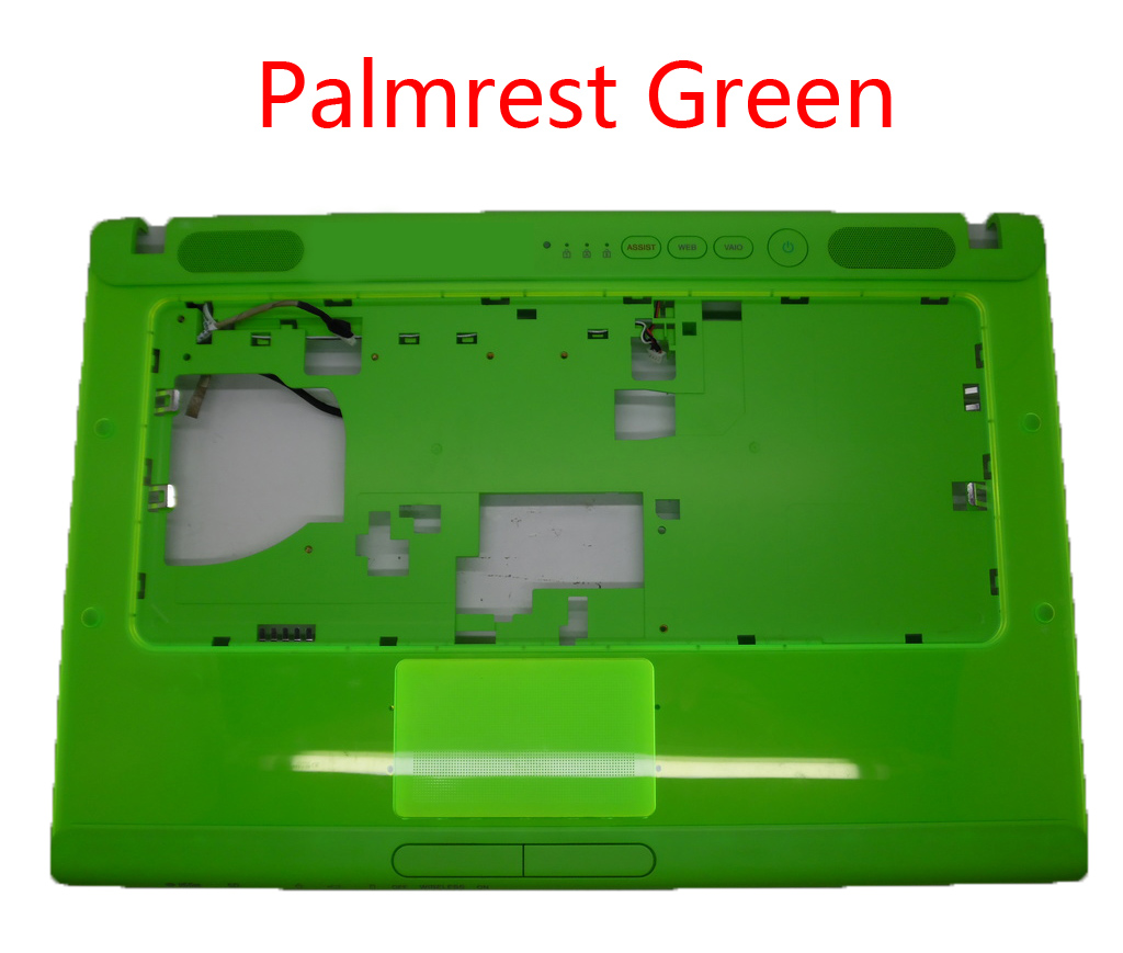 Laptop Palmrest for Sony VAIO VPC-CA VPC CA Series 012-000A-5887-A Black Without touchpad Upper case 95/% New