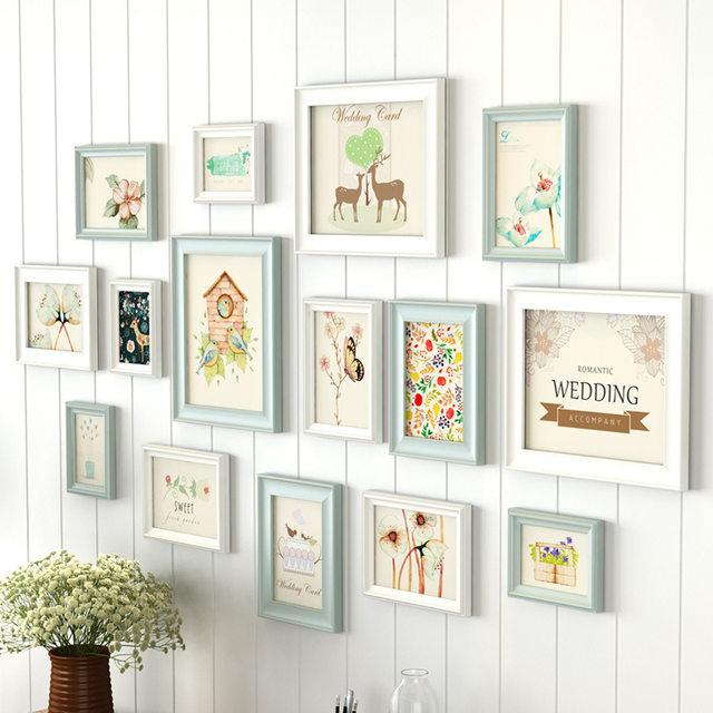 Online Shop Creative White Black Design Home Decor Wall Hanging ...