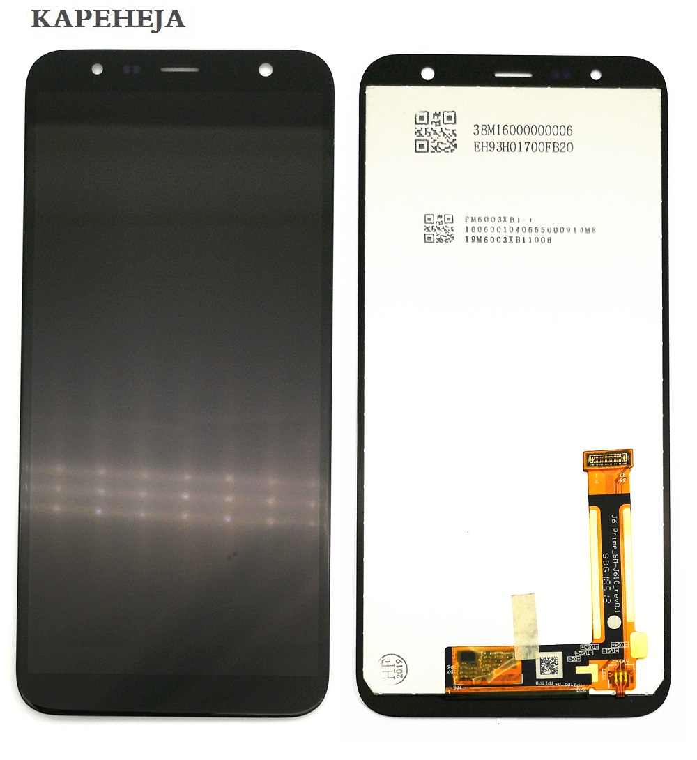 Can adjust brightness LCD For <font><b>Samsung</b></font> <font><b>Galaxy</b></font> <font><b>J4</b></font> Plus <font><b>J4</b></font>+ J415 J415F J415FN LCD <font><b>Display</b></font> Touch Screen Digitizer Assembly image