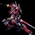 Plating color series BANDAI Star build Red Seed Astray Gundam RG 1/144 model 13 CM Robot Puzzle assembled boy toys Anime gifts