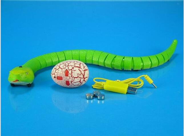 New Tricky Toys remote control rattlesnakes super simulation animal toys