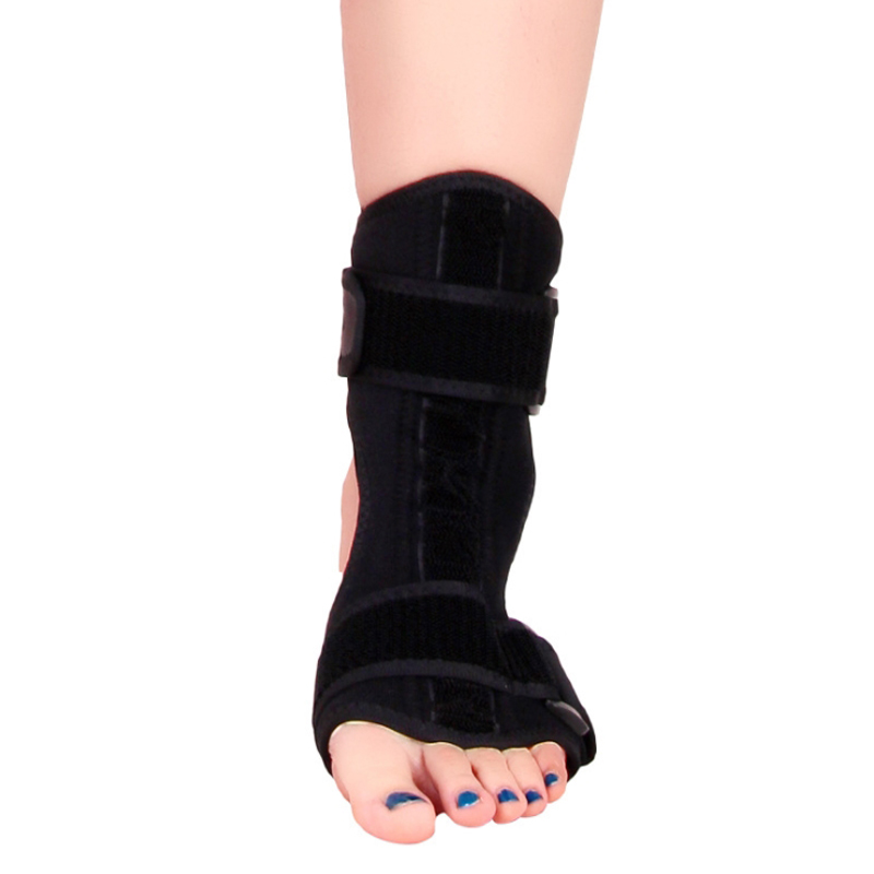 blessfun new Fasciitis Tendonitis Night Splint Pain Relief Medical Ajustable Foot Drop Ankle Support Brace Achilles Plantar
