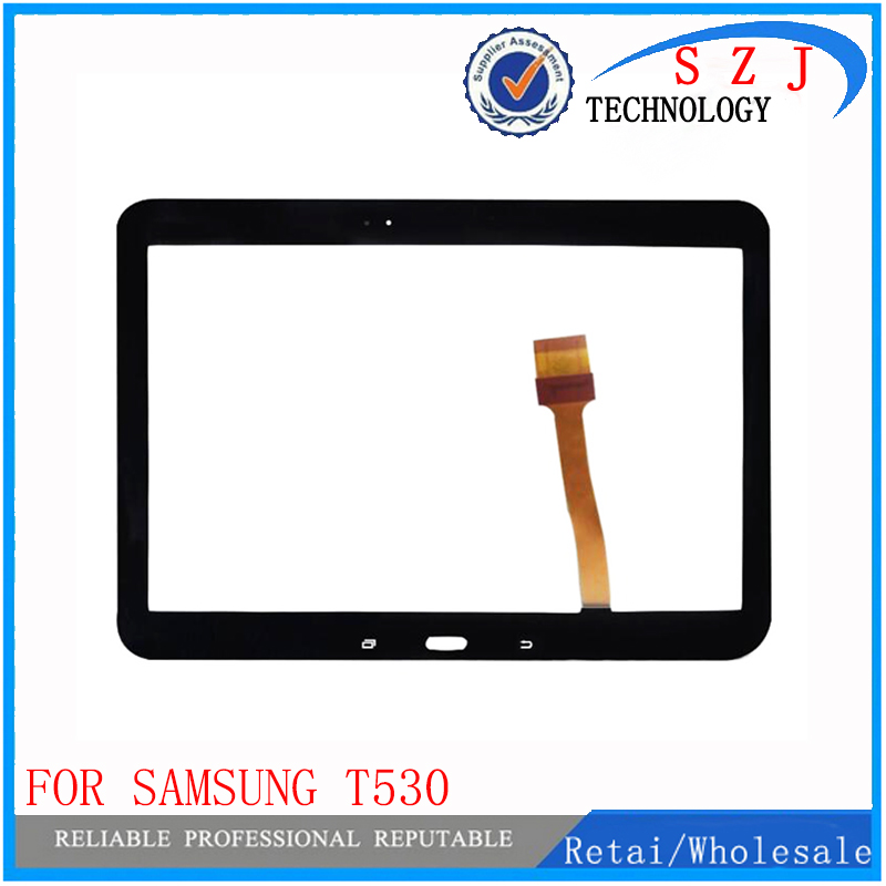 New 10.1 inch For Samsung GALAXY Tab 4 T530 T531 T535 Touch panel touch screen Digitizer Glass Panels free shipping original new 2 2 inch touch screen panel for garmin edge 510j 510 handheld gps touch screen digitizer panels free shipping