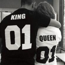 Couples Fashion O-Neck T-Shirts