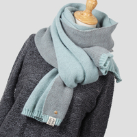 New Arrival Women Fashion Winter Scarf Wool Knitted Scarves Shawls Women Thick Warmer Cowl Neck Winter