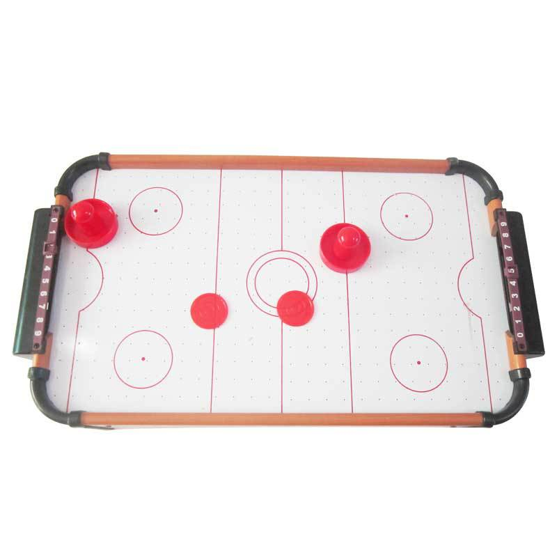 Healthy environmental protection table hockey parent-child game Portable Hockey Table Games
