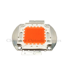 10pcs 100w led grow chip .full 380-840nm spectrum led diode 30-34v 3A led plant grow light chip for indoor plant seeding grow  1pcs 100w led grow light chip 60pcs x 3w bridgelux full spectrum 380 840nm led grow light array for indoor diy growth and bloom