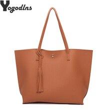 Для женщин Курьерские сумки кожа Повседневное кисточкой Сумки женские дизайнерские сумка Винтаж большой Размеры Сумка Высокое качество bolsos