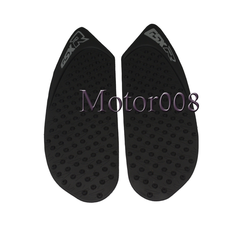 Bjmoto For Suzuki Gsxr1300 2008-2015 Motorcycle Tank Pad Protector Sticker Decal Gas Knee Grip Tank Traction Pad Side Black Products Hot Sale Covers & Ornamental Mouldings