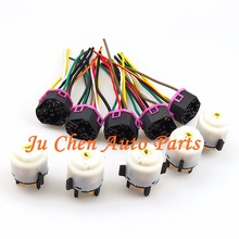 Popular ignition switch harness buy cheap ignition switch harness 5set car ignition start switch cable harness plug adapter for a3 a6 a4 a8 vw bora sharan passat b5 jetta golf 4 beetle 4b0905849 sciox Gallery