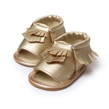ROMIRUS Infant Toddler Baby Anti-slip Tassel Fringe Moccasin Shoes