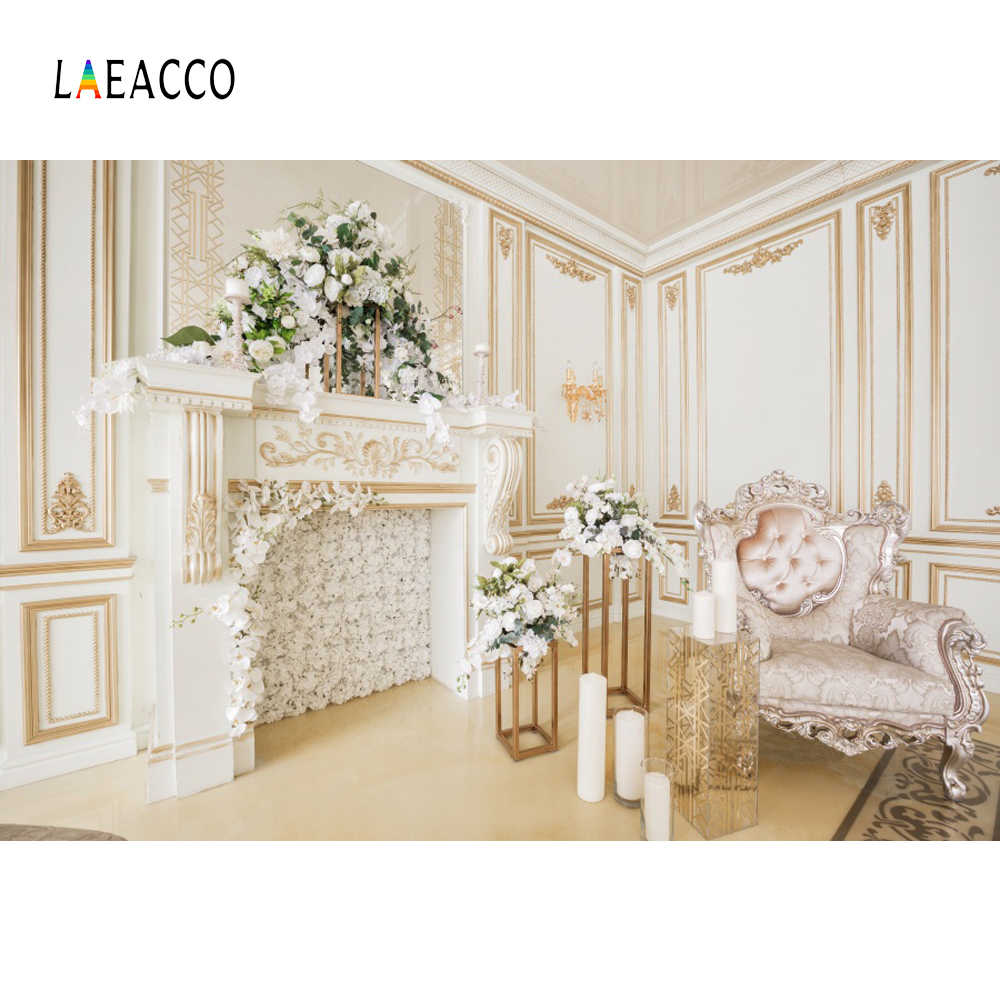 Camera & Photo Laeacco Luxury Room Portrait Door Armchair Lamp Photography Backgrounds Customized Photographic Backdrops For Photo Studio Consumer Electronics