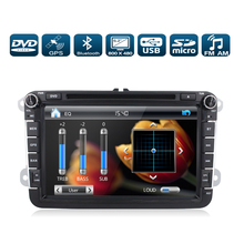 2DIN  for VW GOLF VI  VARIANT  TIGUAN 3G/WIFI(optional) car dvd player GPS Dig touch steering wheel control,stereo,radio,usb,BT