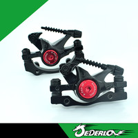JEDERLO Aluminum Alloy Bicycle Brake Front And Rear Disc Brake Outdoor Mountain Bike Front Brake Rear