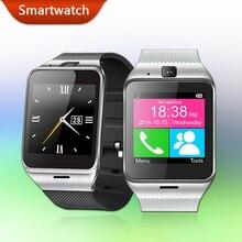 Купить Здоровье Спорт Фитнес шагомер Камера часы Беспроводной GSM Bluetooth браслет Сенсорный экран мобильный телефон наручные часы smart