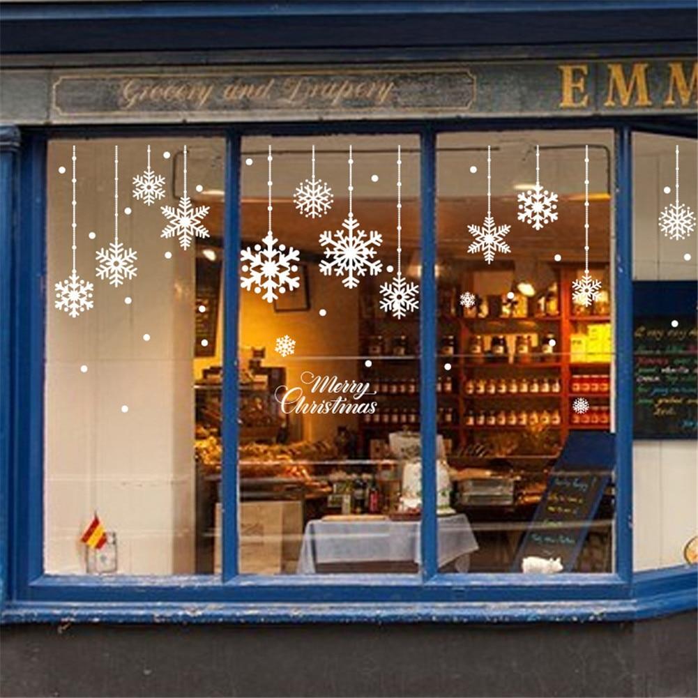 Christmas Decorative Window Stickers 1