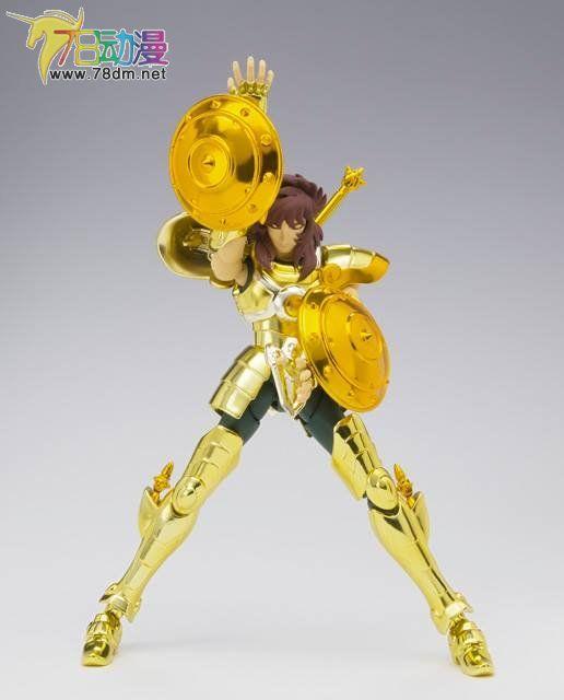 Nuevo Modelo de juguetes de tela de Saint Seiya Myth Gold Ex 2,0 libro Dohko figura de acción de juguete Bandai clásico para colector-in Figuras de juguete y acción from Juguetes y pasatiempos    3